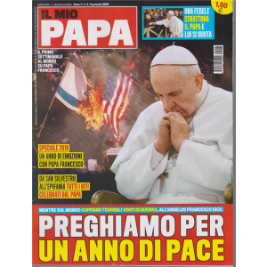 Il mio papa - n. 3 - 9 gennaio 2020 - settimanale
