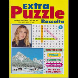 Raccolta extra puzzle - n. 168 - bimestrale - febbraio - marzo 2020 -