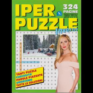 Iper puzzle inverno - n. 72 - trimestrale - febbraio - aprile 2020 - 324 pagine