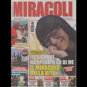 Miracoli e misteri - n. 1 - settimanale - 8 gennaio 2020 -