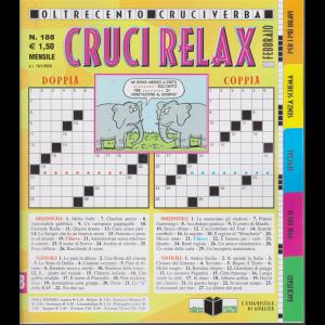 Cruci relax - n. 188 - mensile - febbraio 2020