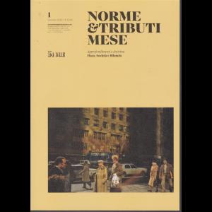 Norme & tributi mese - n. 1 - gennaio 2020 - mensile