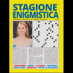 Stagione enigmistica - n. 101 - trimestrale - febbraio - aprile 2020