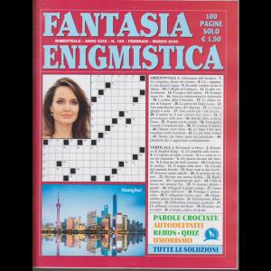 Fantasia enigmistica - n. 163 - bimestrale - febbraio - marzo 2020 - 100 pagine