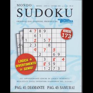 Mondo sudoku - n. 173 - mensile - gennaio 2020-