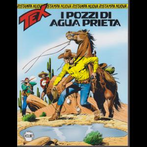 Tex ristampa - n. 453 - I pozzi di agua prieta - mensile - gennaio 2020 -