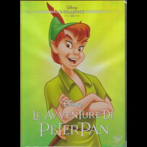 Le avventure di Peter Pan - I classici Disney - n. 8 - settimanale - 14/1/2020