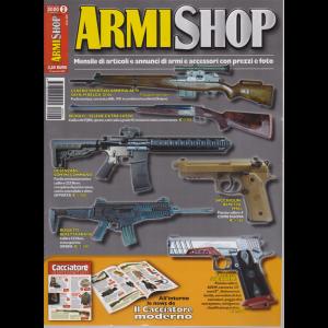 Armi shop - n. 2 - mensile - febbraio 2020 -