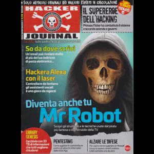 Hacker journal - n. 240 - mensile - gennaio 2020 -