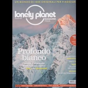 Lonely Planet magazine - n. gennaio - febbraio 2020 - bimestrale -