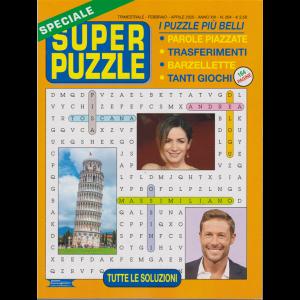 Speciale Super puzzle - n. 264 - trimestrale - febbraio - aprile 2020 - 164 pagine