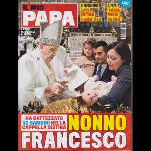 Il mio papa - n. 4 - 15 gennaio 2020 - settimanale -