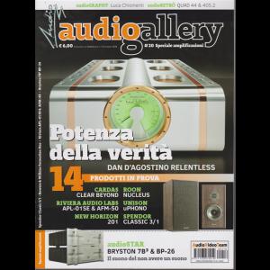 Audiogallery - n. 416 - gennaio 2020 -
