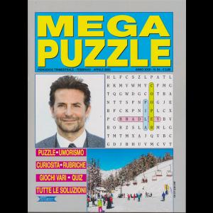 Mega puzzle - n. 84 - trimestrale - febbraio - aprile 2020 -