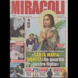 Miracoli e misteri - n. 2 - settimanale - 15 gennaio 2020