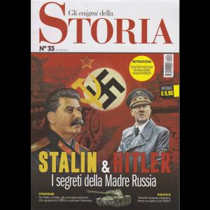 Gli enigmi della storia - n. 33 - 5/1/2020