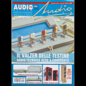 Audio review n. 416 - gennaio 2020 - mensile - 132 pagine