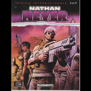 Nathan Never - Tradimento - mensile - gennaio 2020 - n. 344 -