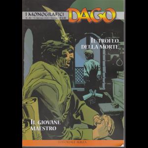 I monografici Dago - Il trofeo della morte  Il giovane maestro - n. 49 - 15 gennaio 2020 - mensile