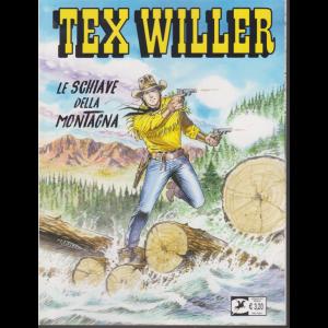 Tex Willer - n. 15 - gennaio 2020 - mensile - Schiave della montagna