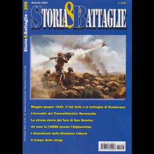 Storia & Battaglie - gennaio 2020 - n. 208 - mensile