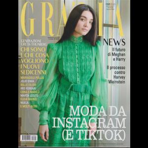 Grazia - n. 5 - settimanale - 16/1/2020