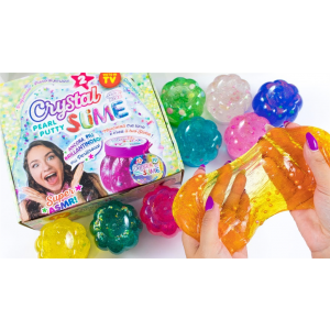 Confezione CRYSTAL CANDY PUTTY SLIME