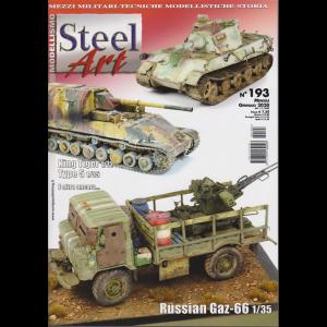 Steel Art - n. 193 - mensile - gennaio 2020 -
