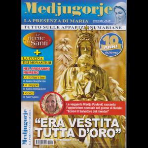 Medjugorje - La presenza di Maria - n. 1 - gennaio 2020 - mensile