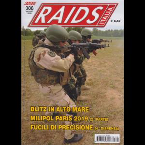 Raids Italia - n. 388 - gennaio 2020 - mensile