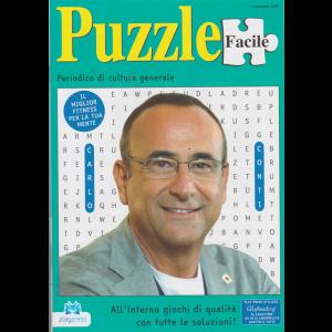 Puzzle facile - n. 147 - bimestrale - 18/3/2019 - Carlo Conti