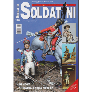 Soldatini - n. 140 - bimestrale - gennaio - febbraio 2020 -