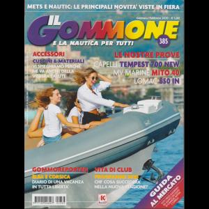 Il gommone e la nautica per tutti - n. 385 - gennaio - febbraio 2020 - mensile