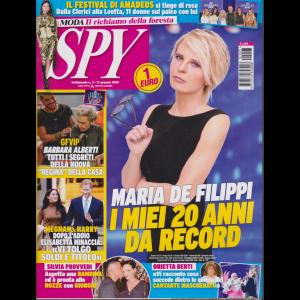 Spy - n. 3 - settimanale - 17 gennaio 2020 -