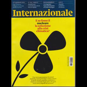 Internazionale - n. 1341 - 17/23 gennaio 2020 - settimanale