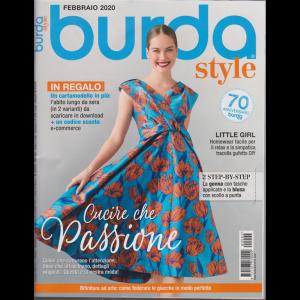 Burda style - n. 2 - mensile - febbraio 2020