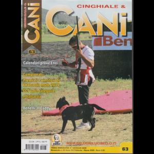 Cinghiale & Cani - n. 63 - bimestrale - febbraio - marzo 2020 -