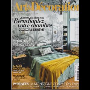 Art & Decoration - n. 547 - janvier - fevrier 2020 - mensile