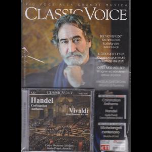 Classic Voice - n. 248 - mensile - gennaio 2020 - Handel - Vivaldi