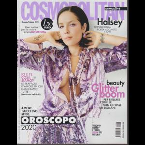 Cosmopolitan pocket - n. 2 - gennaio - febbraio 2020 - mensile -