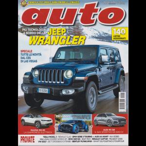 Auto - n. 2 - mensile - febbraio 2020 -