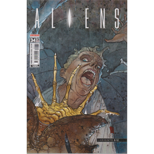 Aliens - n. 34 - mensile - 23/1/2020