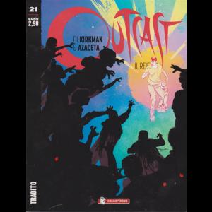 Outcast - Tradito - n. 21 - bimestrale - 18/1/2020 -
