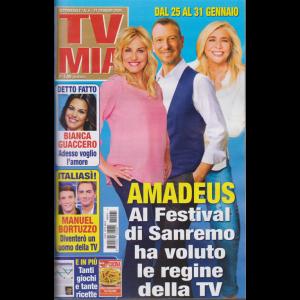 Tv Mia - n. 4 - settimanale - 27 gennaio 2020 -