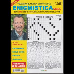 Enigmistica  mese - n. 16 - febbraio 2020 - mensile