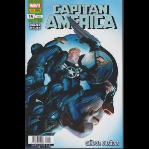 Capitan America - n. 118 - mensile - 16 gennaio 2020 - Cani da guardia