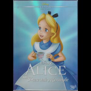 I classici Disney - n. 13 - Alice nel paese delle meraviglie - 21/1/2020 - settimanale