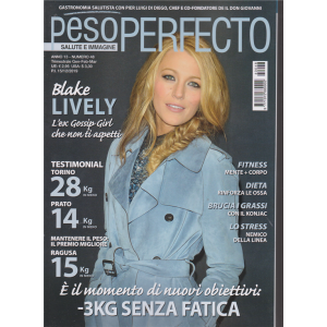Peso Perfetto - n. 48 - trimestrale - gennaio - febbraio - marzo 2020 -