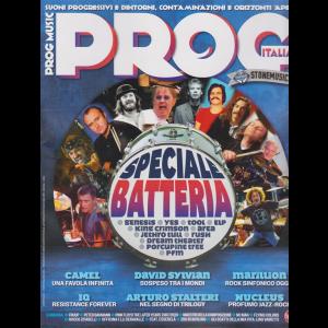 Prog Music Italia - n. 28 - gennaio - febbraio 2020 - bimestrale