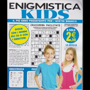 Enigmistica Kids - n. 22 - bimestrale - aprile - maggio 2019 -
